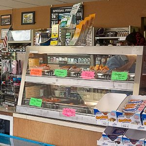 Floyd's Truck Stop Convenience Store Deli